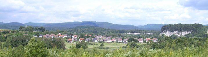 Ferienwohnung Pfaffenholzblick